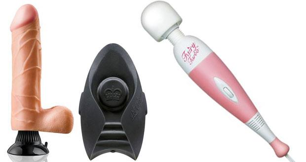 Diverse sexleketøy