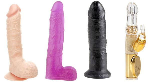 forskjellige sexleketøy for kvinner