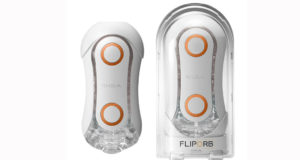 tenga orange flip orb