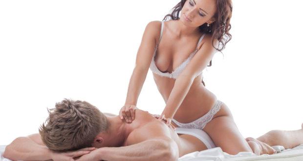 erotisk massasje