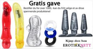 Vibrator annonse